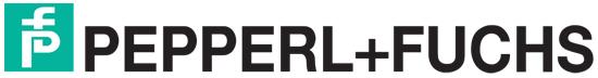 Logo der Pepperl+Fuchs AG